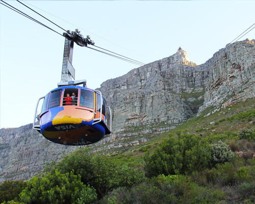 Table Mountain Cable Way