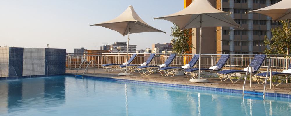 Welcome to Holiday Inn Express Pretoria-Sunnypark