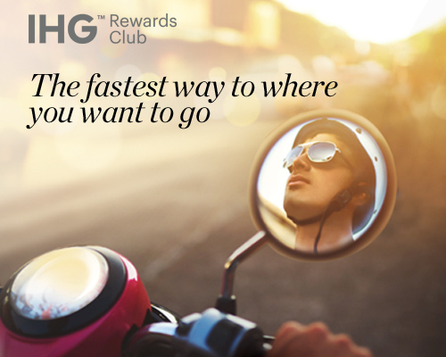 Ihg Accelerate Book  Rooms For One Night