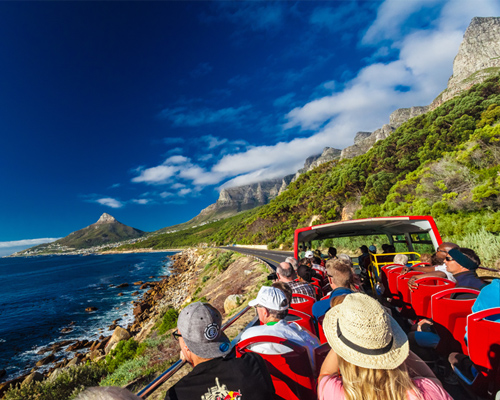 City Sightseeing Package Cape Town