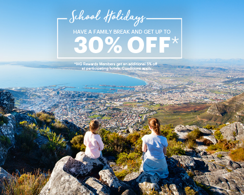 School Holidays Hotel Specials Cape Town