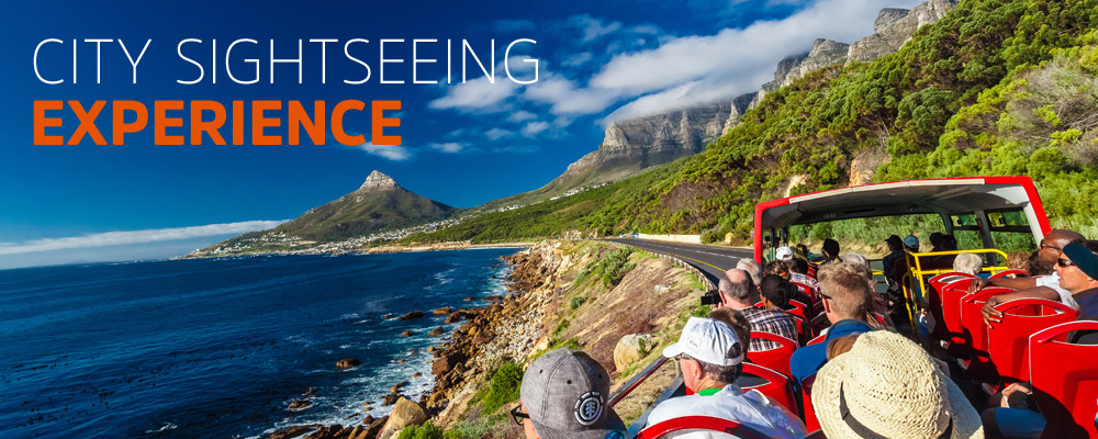 Cape Town City Sightseeing Experience
