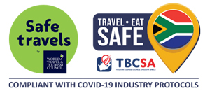 Travel Safe Badge