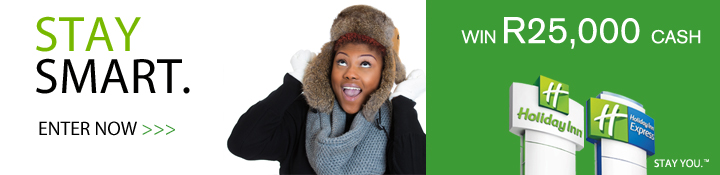 Win R25,000 in our Winter Warmers Competition