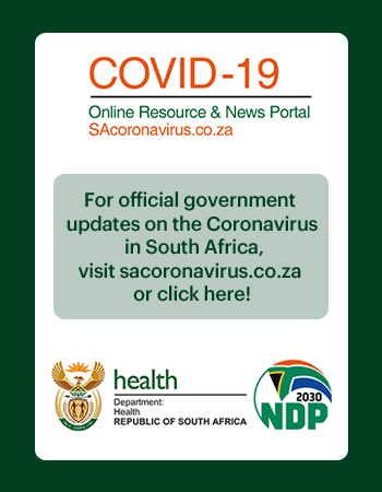 Official Covid-19 SA Government Updates